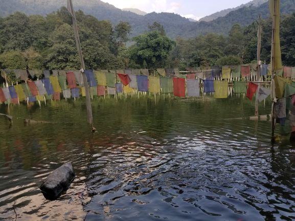 Reliģiskā parka ezers