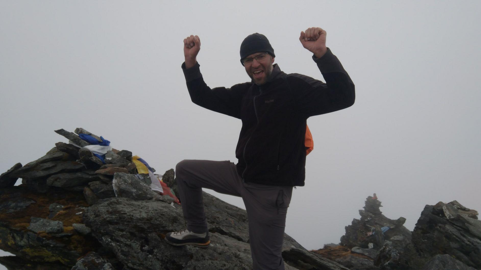 Aklimatizācijas virsotne