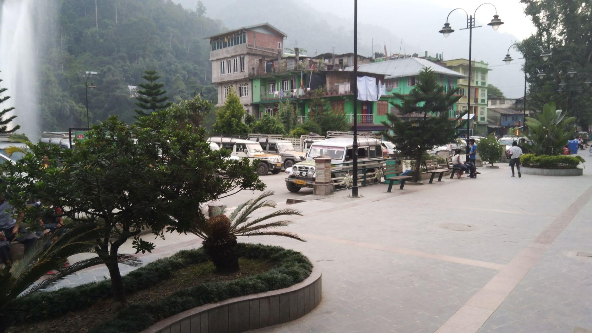 Sikkima ir tīra un kārtīga